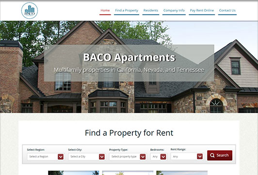 Baco Apartments Property Management